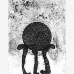"""""""untitled"""", 2011, monotype on paper, 20 x 30 cm"""