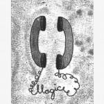 """""""Magic"""", 2011, monotype on paper, 20 x 30 cm"""